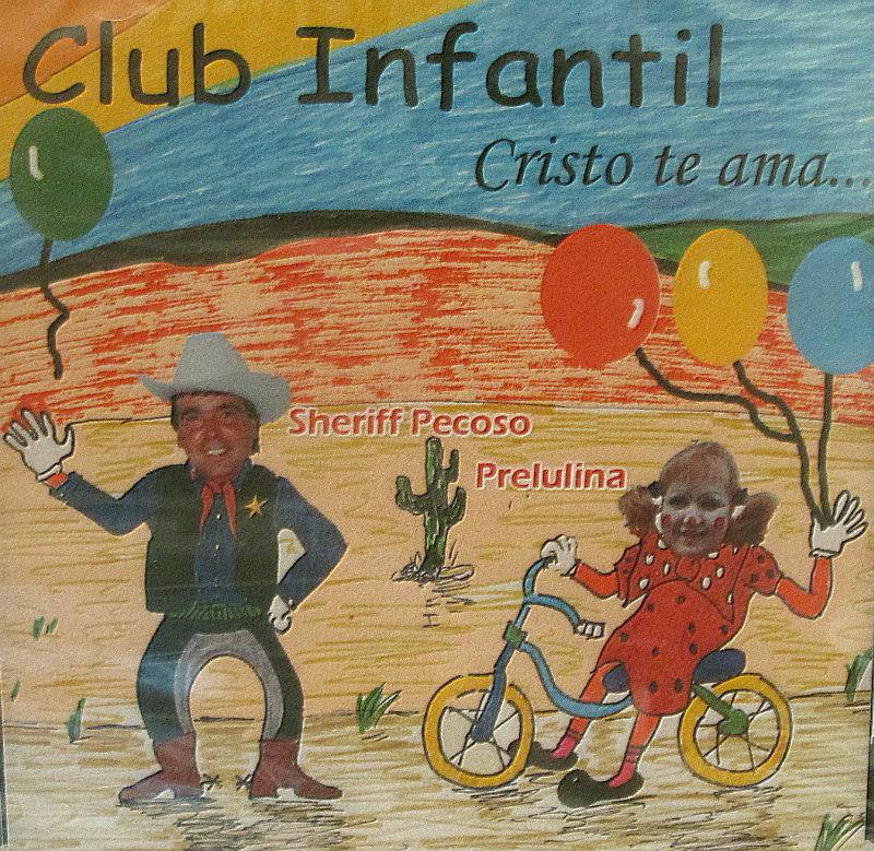 Club Infantil: Cristo te Ama